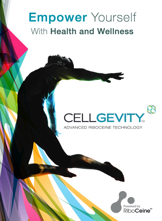 Cellegevity empowers your life with Health and Wellness