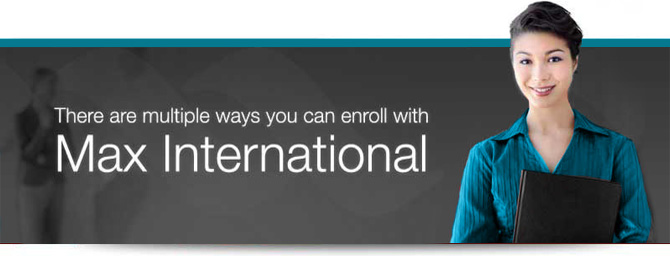 How to join Max International as an associate