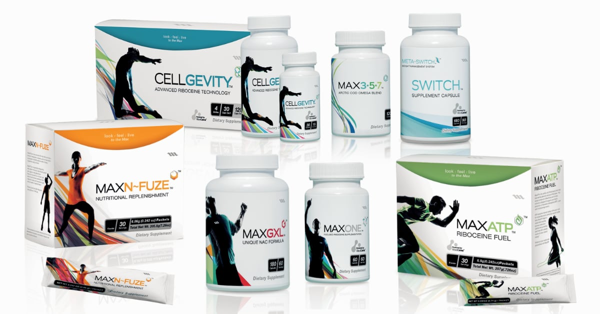 Buy Max International products to boost your glutathione levels and enjoy better health