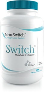 Meta-Switch metabolism pills support a healthy weight loss