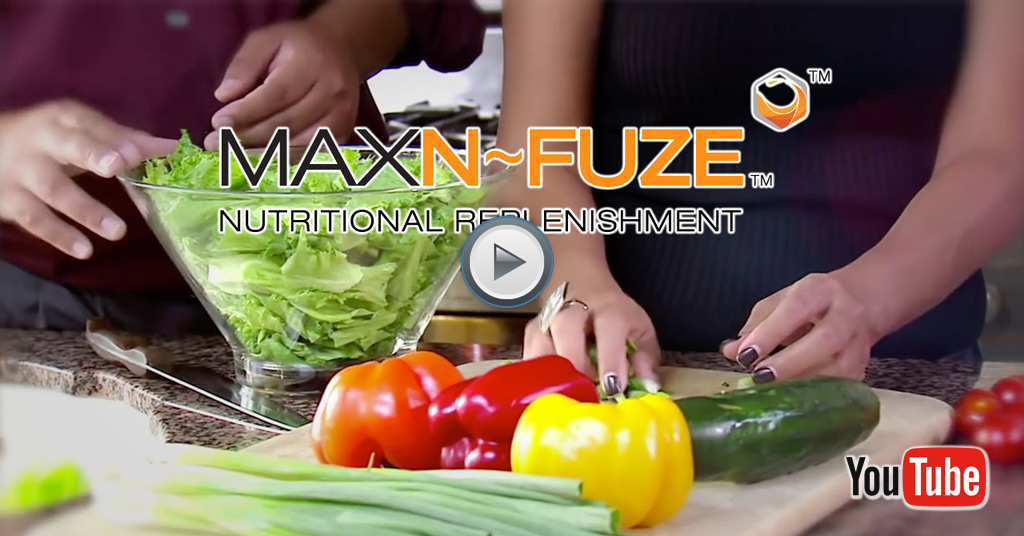 MaxN-Fuze is a Super Multivitamin containing a synergistic blend of Nutrients
